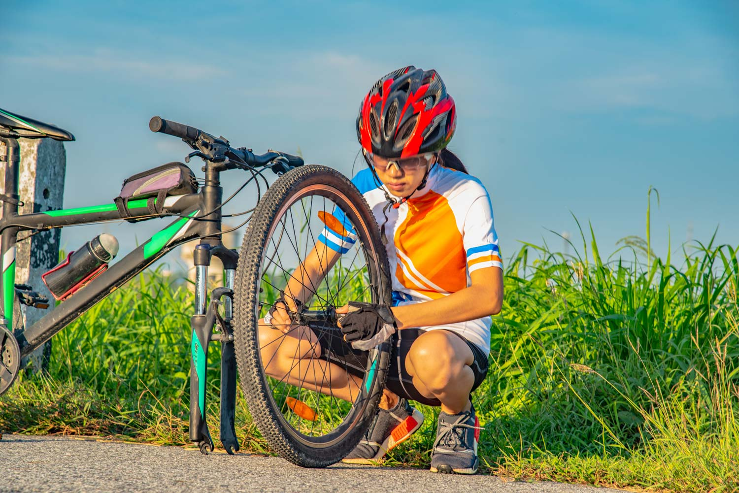 useful tips for beginner cyclists