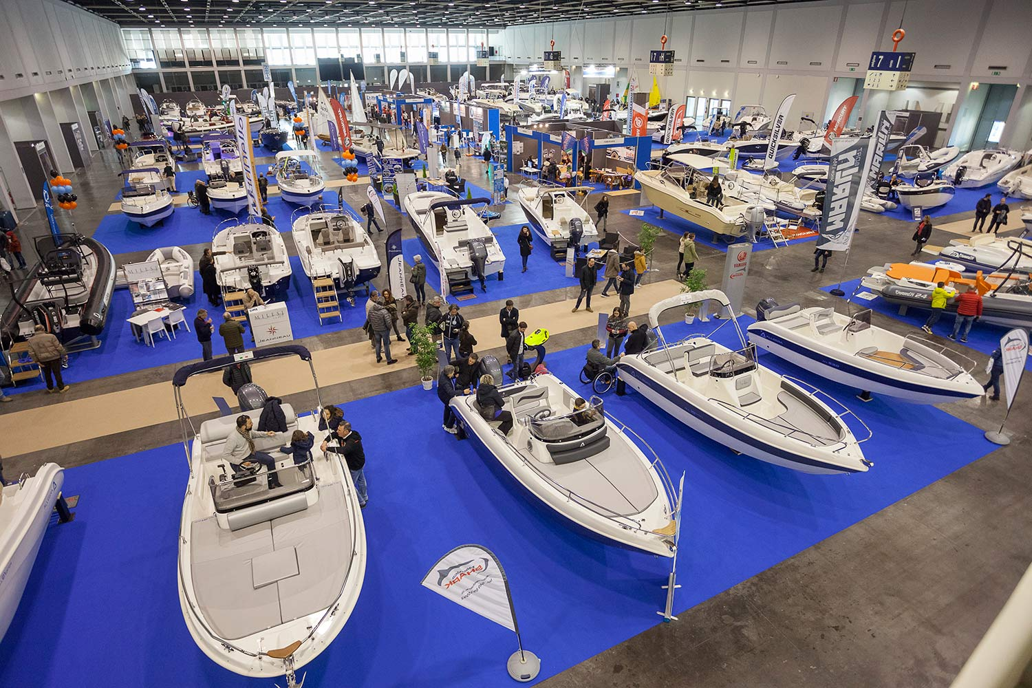 Boating Expo in Padua