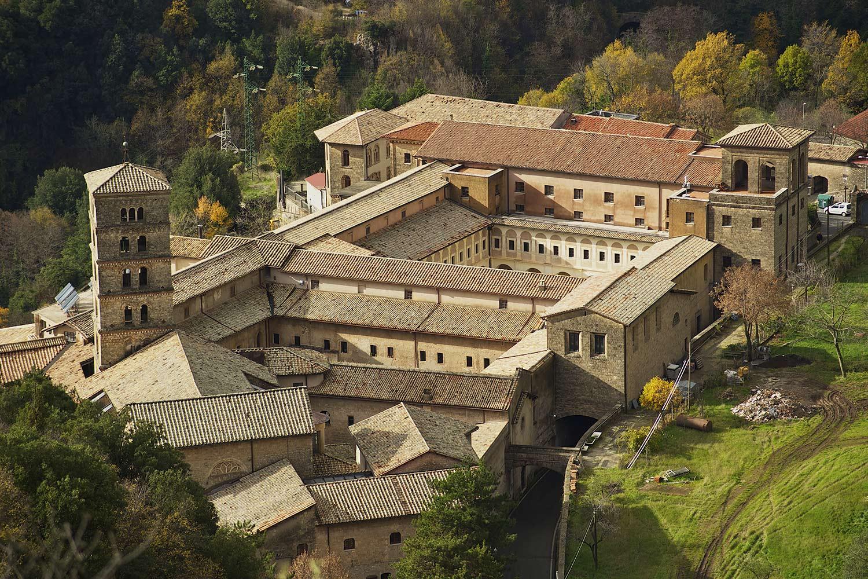 Santa Scolastica Abbey