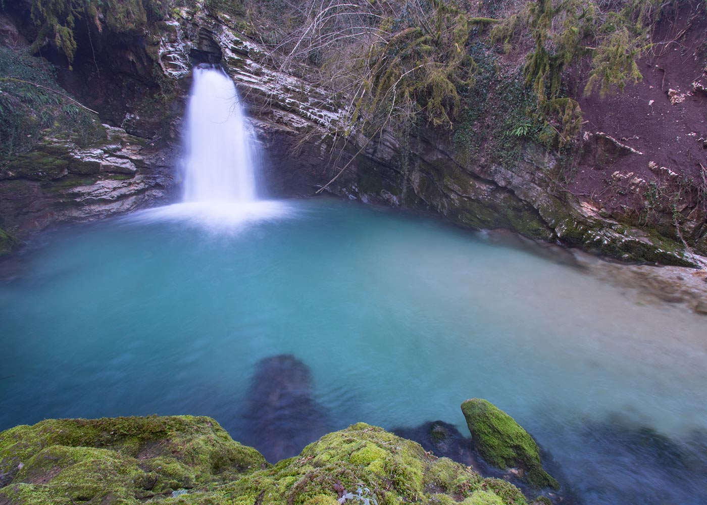 Trevi Waterfall