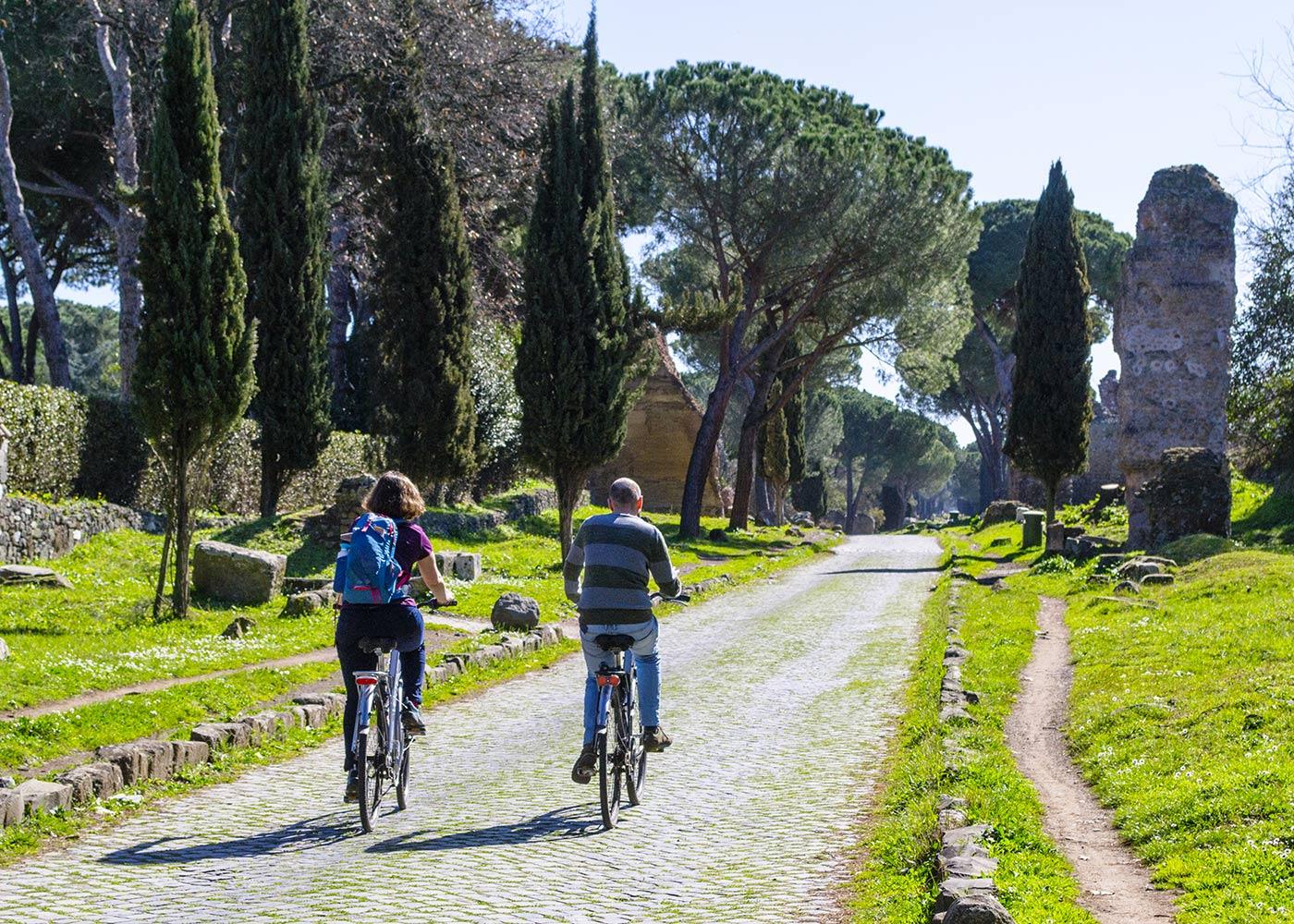 Ciclabile Appia Antica
