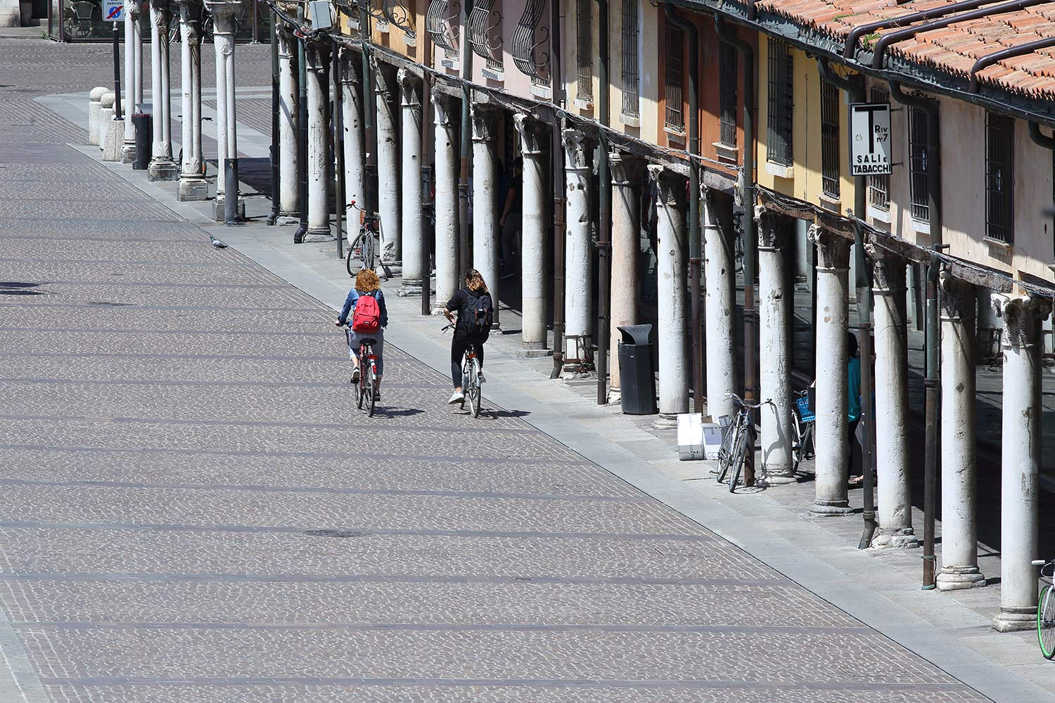 Ferrara by bike: the cycling routes to discover the city