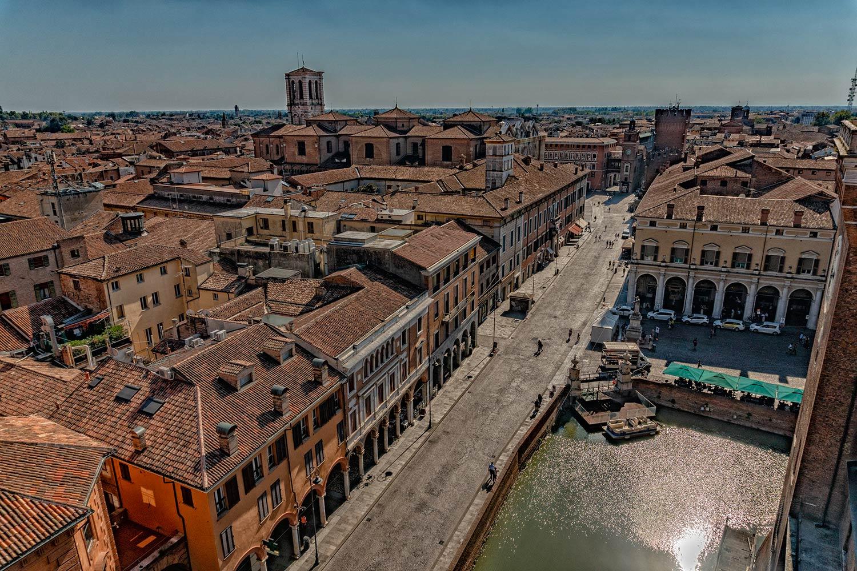 Things to see in Ferrara