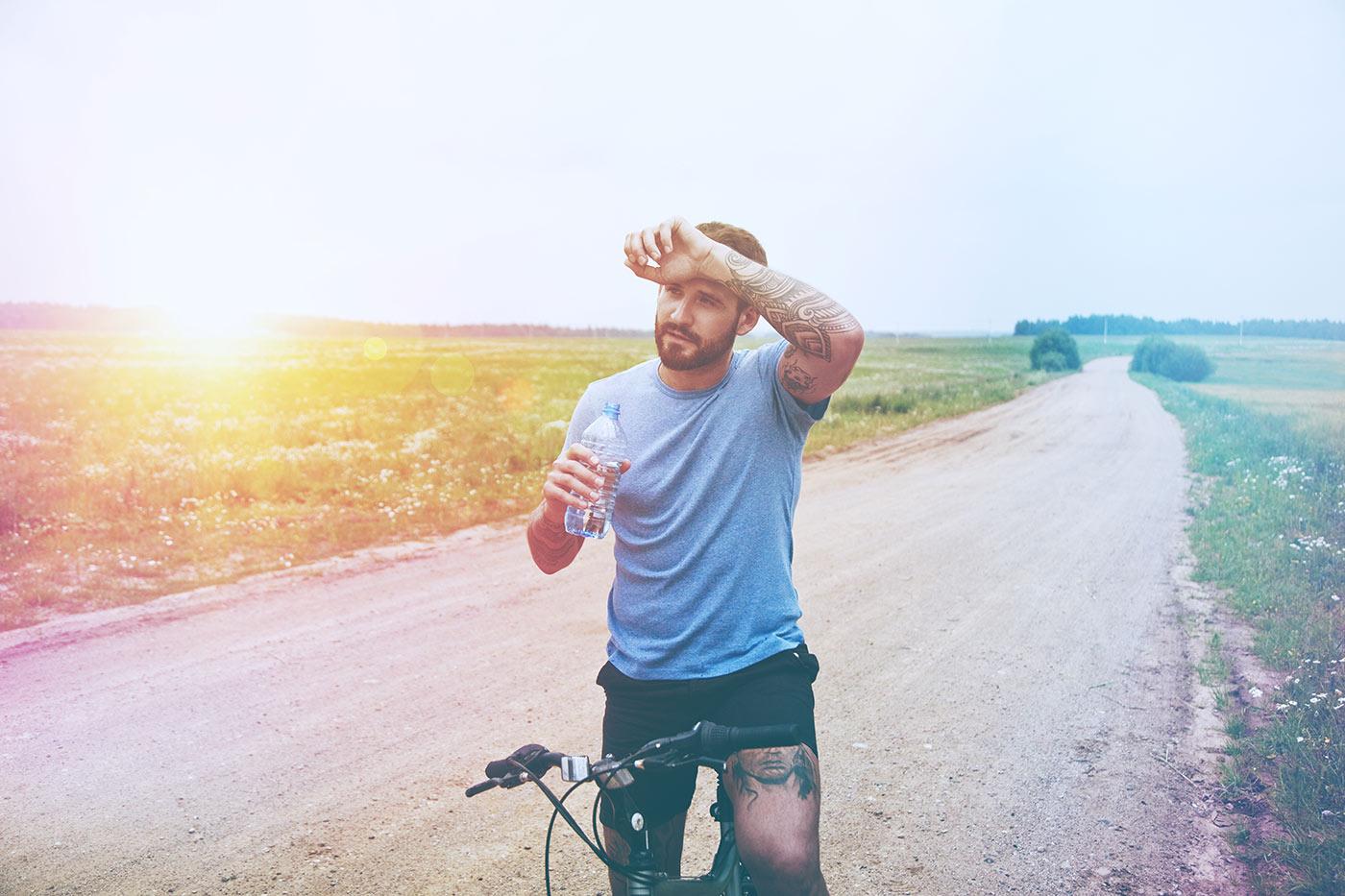 Come fare per restare idratati in mountain bike