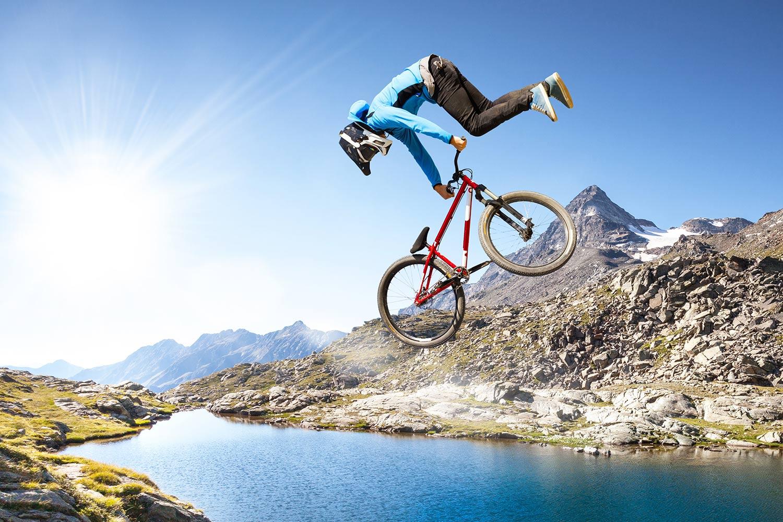 Percorsi per ciclisti esperti