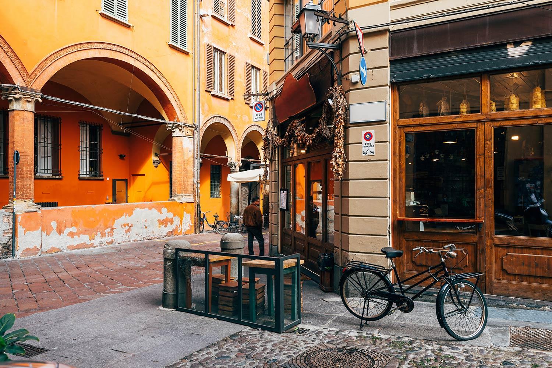 Bologna Bike Paths