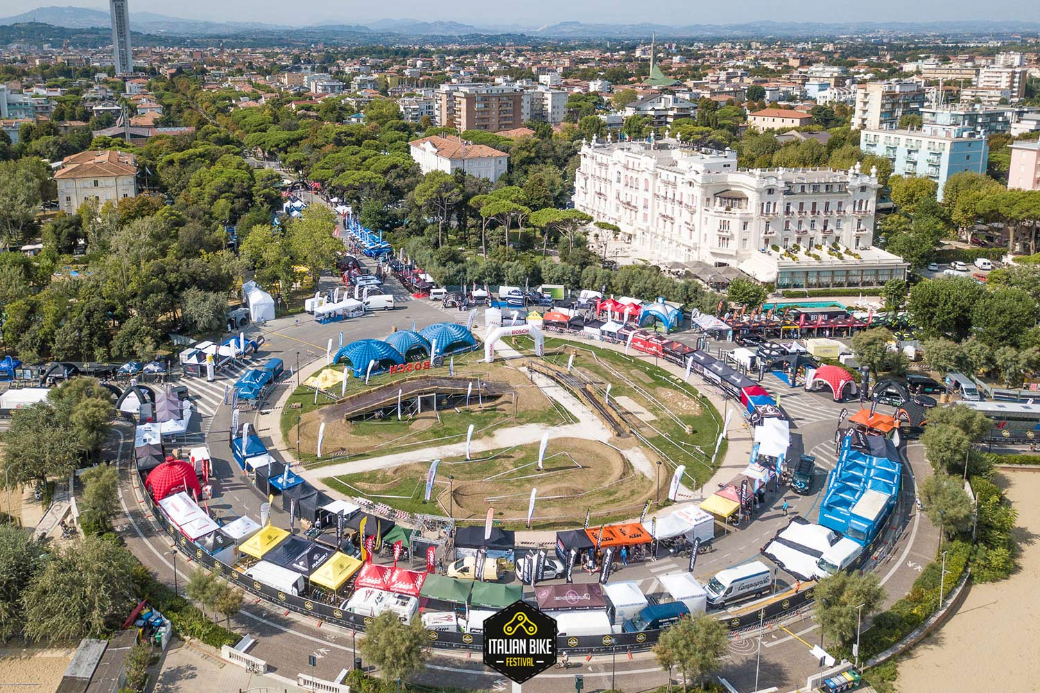 Italian Bike Festival In Rimini 2019