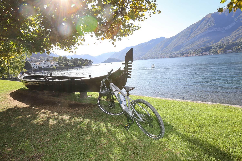 Cosa vedere sul Lago di Como in bici