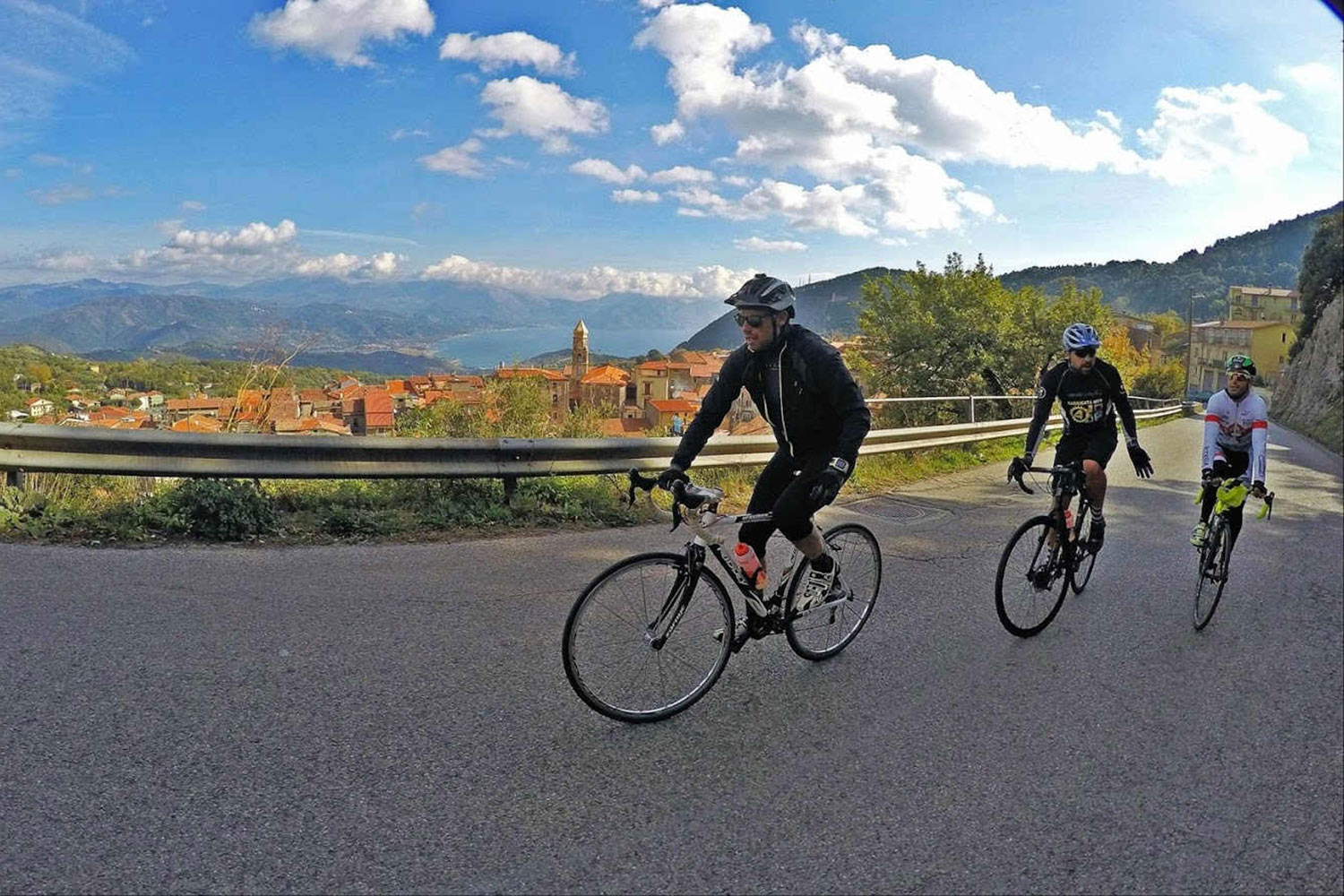 Cycling in Cilento National Park
