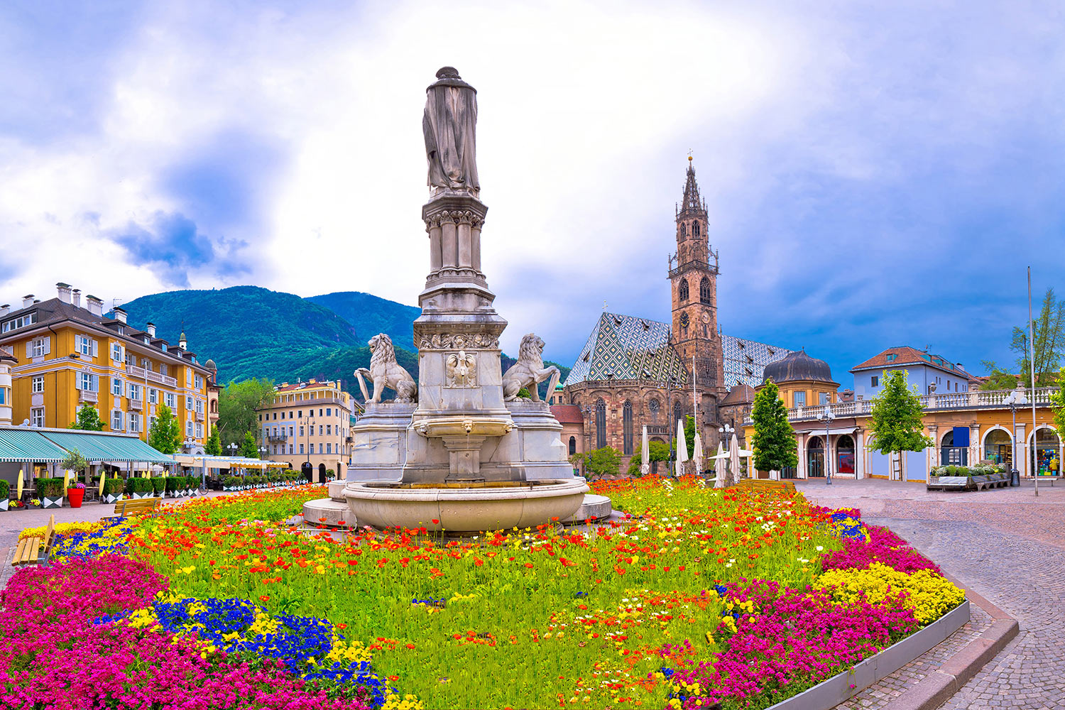 Things to see in Bolzano