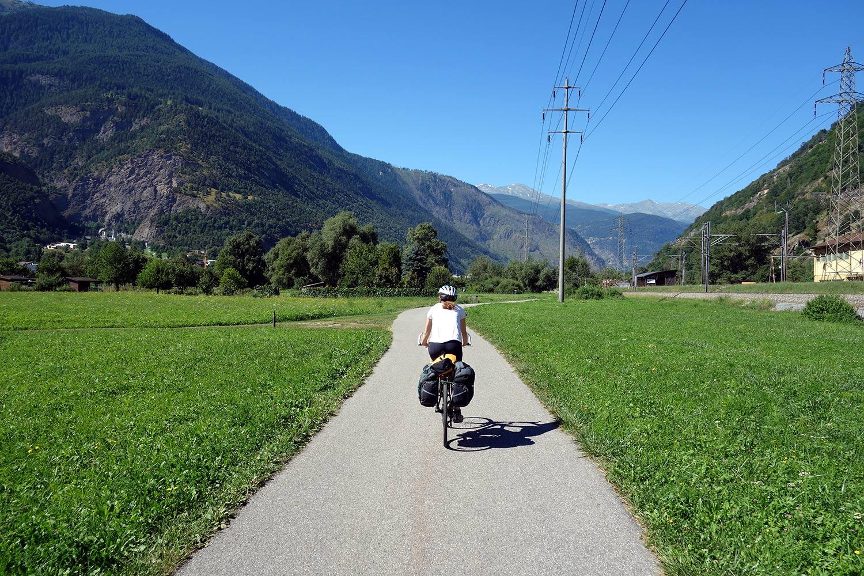 Biketourism in Bolzano