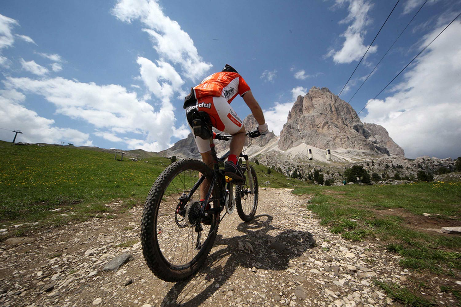 Percorsi in Mountain Bike nelle Marche
