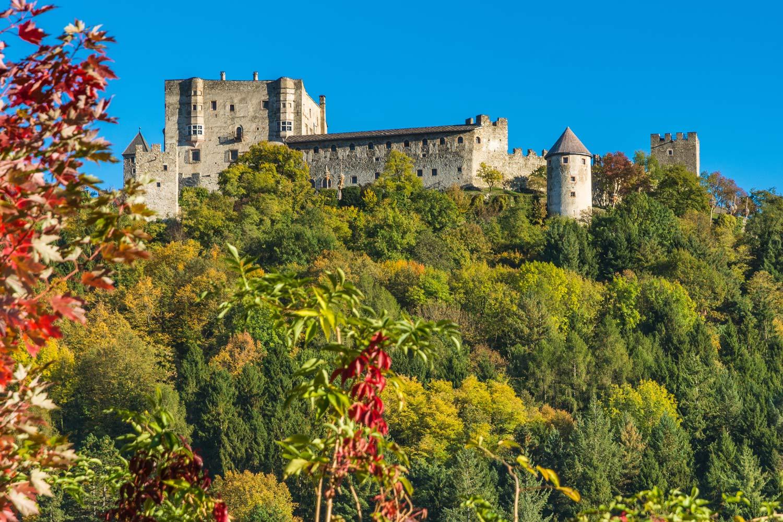 Come visitare il Castello di Pergine Valsugana